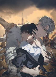 Яньван (@HbAVHchwJgFBZAb) / Твиттер Anime Boys, Dark Anime Guys, Cute Anime Guys, Fan Art Anime, Anime Artwork, Art Manga, Manga Drawing, Magic Anime, Yandere Manga