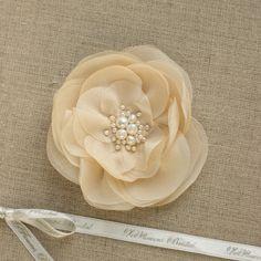 Accessori per capelli da sposa parrucchino da sposa di LeFlowers