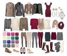 """Soft Summer Colors wardrobe"" by sduba ❤ liked on Polyvore featuring Miss Selfridge, VPL, Topshop, River Island, dVb Victoria Beckham, MANGO, Vero Moda, Biba, Rupert Sanderson and LOFT"