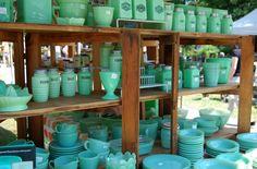 Jadeite Dishware ..I'll take all of those please :)thanks
