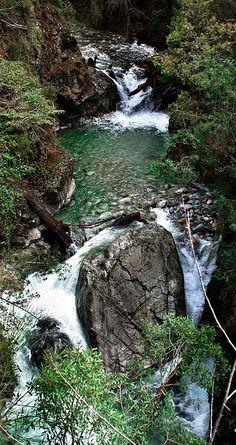 Goye River Patagonia Argentina