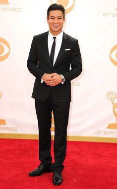 Mario Lopez from 2013 Emmys: Red Carpet Arrivals | E! Online