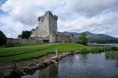 Ross Castle © Aongas Tree/Flickr