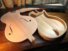 Yamaoka Guitars次作! : Tone Blue News!