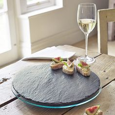 Slate Lazy Susan - From Lakeland