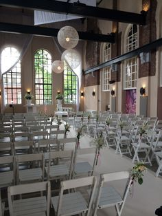 Wedding opstelling bij Explore by Lute in Muiden. www.lute.nu van Peter Lute