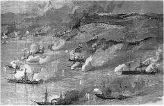 戰前基隆 | 1884 中法戰爭-淡水戰役