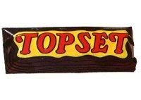 Ma parole, il a mangé du Topset !