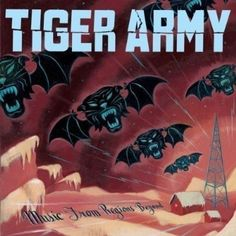 Music From Beyond Regions by Tiger Army