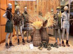 Del Carmen by Sarruc: Como decorar vitrines - Pré-Lançamento Moda Outono/Inverno 2011