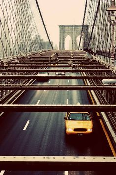 Brooklyn Bridge Traffic