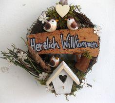 Türkranz - Herzlich Willkommen von kunstbedarf24 auf DaWanda.com
