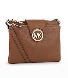c586b0acb012f4 #Dillards Michael Kors Fulton, Cheap Michael Kors, Michael Kors Bag, Handbags  Michael