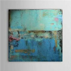Hand Painted Oil Painting Abstract 1303-AB0388