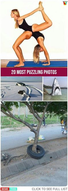 20 Puzzling Photos That are Hard to Explain #photos #looktwice #epic #puzzlingphotos #amazing #surprisinghotos #mystery #bemethis