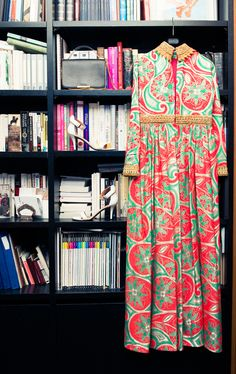 """All of my fashion journalism work has been a wild, wonderful, fantasy-induced ride."" http://www.thecoveteur.com/jj-martin-milan/"