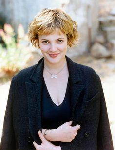 Drew Barrymore's 10 Best Hair Looks - Styleicons