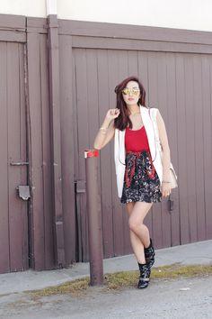 Isabel Marant_Studded_purse_Skirt-ALexander_wang_vest_Chriselle_LIm_3