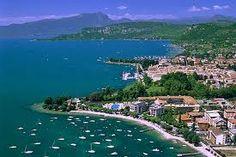 Bardolino in Lake Garda, Italy