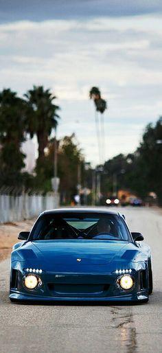 (°!°) Slant Nose Porsche 997 Jdm Imports, Future Transportation, Tuner Cars, Car In The World, Dream Garage, Car Manufacturers, Amazing Cars, Custom Cars, Porsche 911