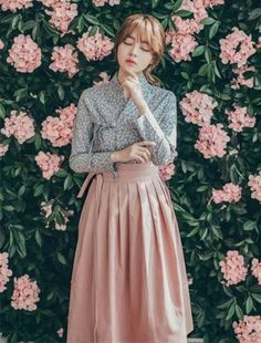 Hanbok-Traditional-Korean-two-piece-Dress-Bridesmaid-Evening-Formal-Party