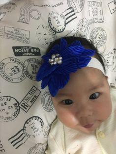 Masayu with light blue headband🔵