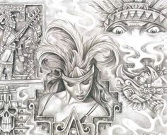 Chicano Drawings Of Roses chicano Chicano Tattoos, Lettrage Chicano, Chicano Drawings, Kunst Tattoos, Lowrider Tattoo, Arte Lowrider, Arte Cholo, Cholo Art, Tattoo Design Drawings
