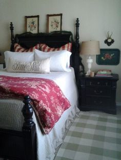 My french country bedroom