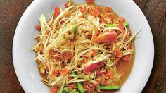 Der beste Papaya Salat der Welt