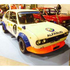 Alfa Romeo Alfasud Trofeo