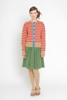 Attic Fantastic look by Eley Kishimoto - Autumn/Winter 11/12