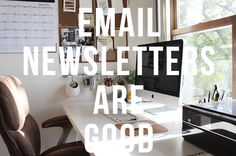 5 REASONS WHY YOUR CREATIVE BUSINESS SHOULD HAVE A MONTLY NEWSLETTER