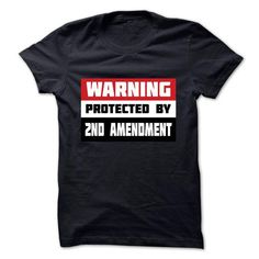 2ND AMENDMENT - #tshirt logo #sweater women. SECURE CHECKOUT => https://www.sunfrog.com/No-Category/2ND-AMENDMENT-41950398-Guys.html?68278