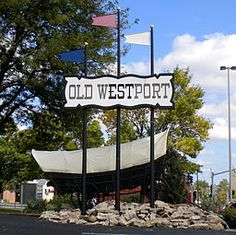 Westport is a historic neighborhood in Kansas City, Missouri, USA. Originally an independent town, it was annexed by Kansas City in 1897. Today, it is one of Kansas City's main entertainment districts.