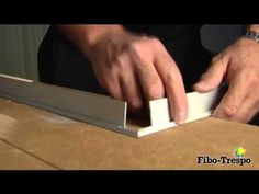 Fibo-Trespo: kant & klare tegelpanelen voor de wand!