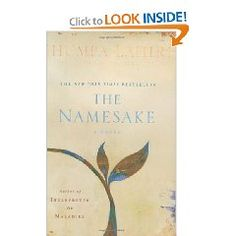 """Just finished """"The Namesake"""" (Jhumpa Lahiri); now, I'm interested in her first book, """"Interpreter of Maladies"""""""