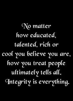 Quote About Integrity Idea Quote About Integrity. Here is Quote About Integrity Idea for you. Quote About Integrity integrity is when you think about it all of the important. Liking Someone Quotes, Life Quotes Love, Great Quotes, Quotes To Live By, Me Quotes, Motivational Quotes, Quotes Inspirational, Work Quotes, Quote Life