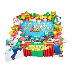 Super Mario Video Game Party, Party Games, Super Mario, Bowser, Fictional Characters, Fantasy Characters