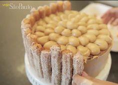 Bolo de churros (vídeo) - Espaço das delícias culinárias