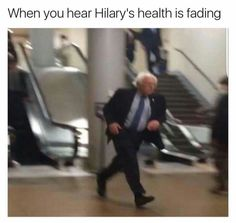 Lol Bernie