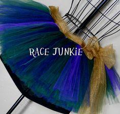 Brave Inspired Princess Merida  Running Tutu. 9 inch tutu. $38.95, via Etsy.