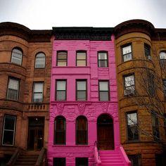 Pretty in Pink .. brooklyn!!!