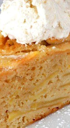 Italian Apple Cake More