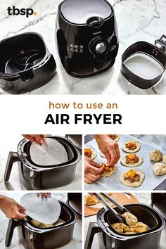 Once you start to air fry your food, you'll never go back—from making your favorite products to cooking your favorite dinners, you'll be surprised at what your air fryer can do for you!