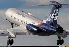 Aeroflot Nord Tupolev Tu-134 RA-65083