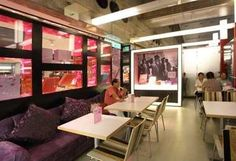 #曲木餐椅-一之軒時尚烘焙咖啡廳