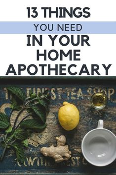 Natural Home Remedies If you're just starting out in your herbal medicine journey, there are a few things you need to get started. I've compiled a list of the top 13 essential items you need to stock your home apothecary. Natural Health Remedies, Herbal Remedies, Cold Remedies, Sleep Remedies, Holistic Remedies, Natural Cures, Natural Skin, Natural Beauty, Natural Medicine