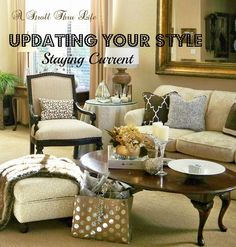 A Stroll Thru Life: Updating Your Style - Staying Current
