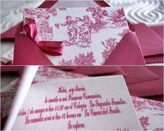 INVITACIONES PRIMERA COMUNIÓN 2012