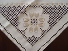 white on white norwegian embroidery Hardanger Embroidery, Paper Embroidery, Learn Embroidery, Embroidery For Beginners, Embroidery Stitches, Crochet Doily Patterns, Crochet Doilies, Doll Clothes Patterns, Dress Patterns